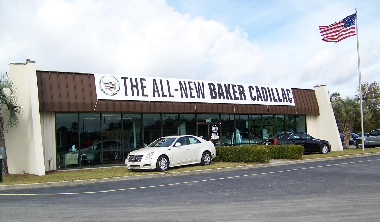 Give Us A Honk For The New Baker Cadillac Baker Motor