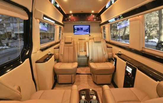 New 2013 Mercedes Benz Sprinter Plans Revealed Baker