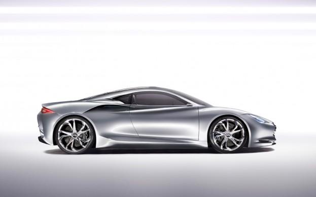 More Details Surrounding Infiniti Emerg E Electric Sports Car