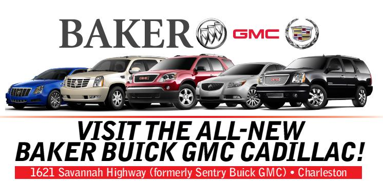 Baker buick gmc cadillac customers don t forget about for Cadillac motor car company