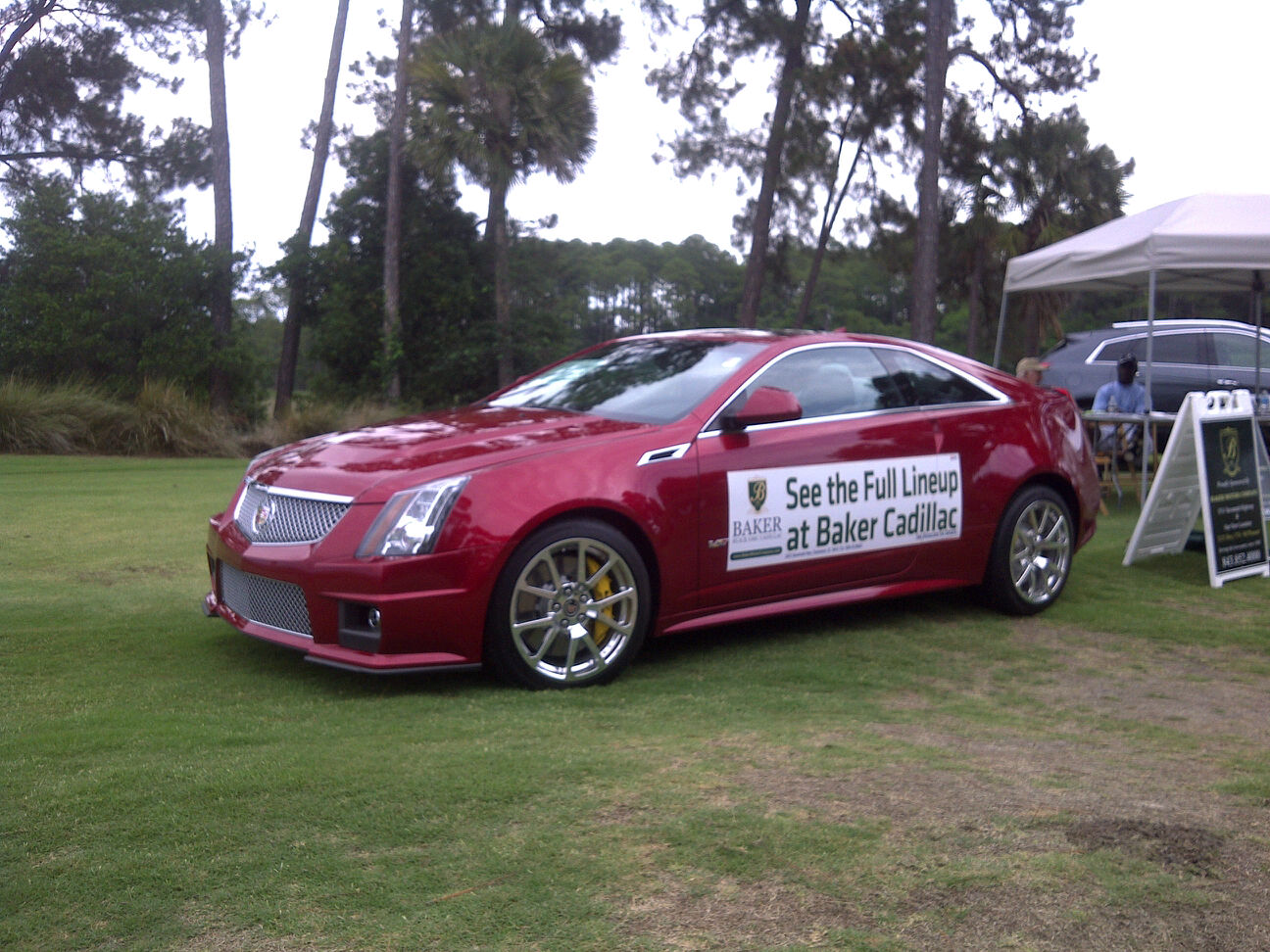 Cadillac golf classic archives baker motor company for Cadillac motor car company