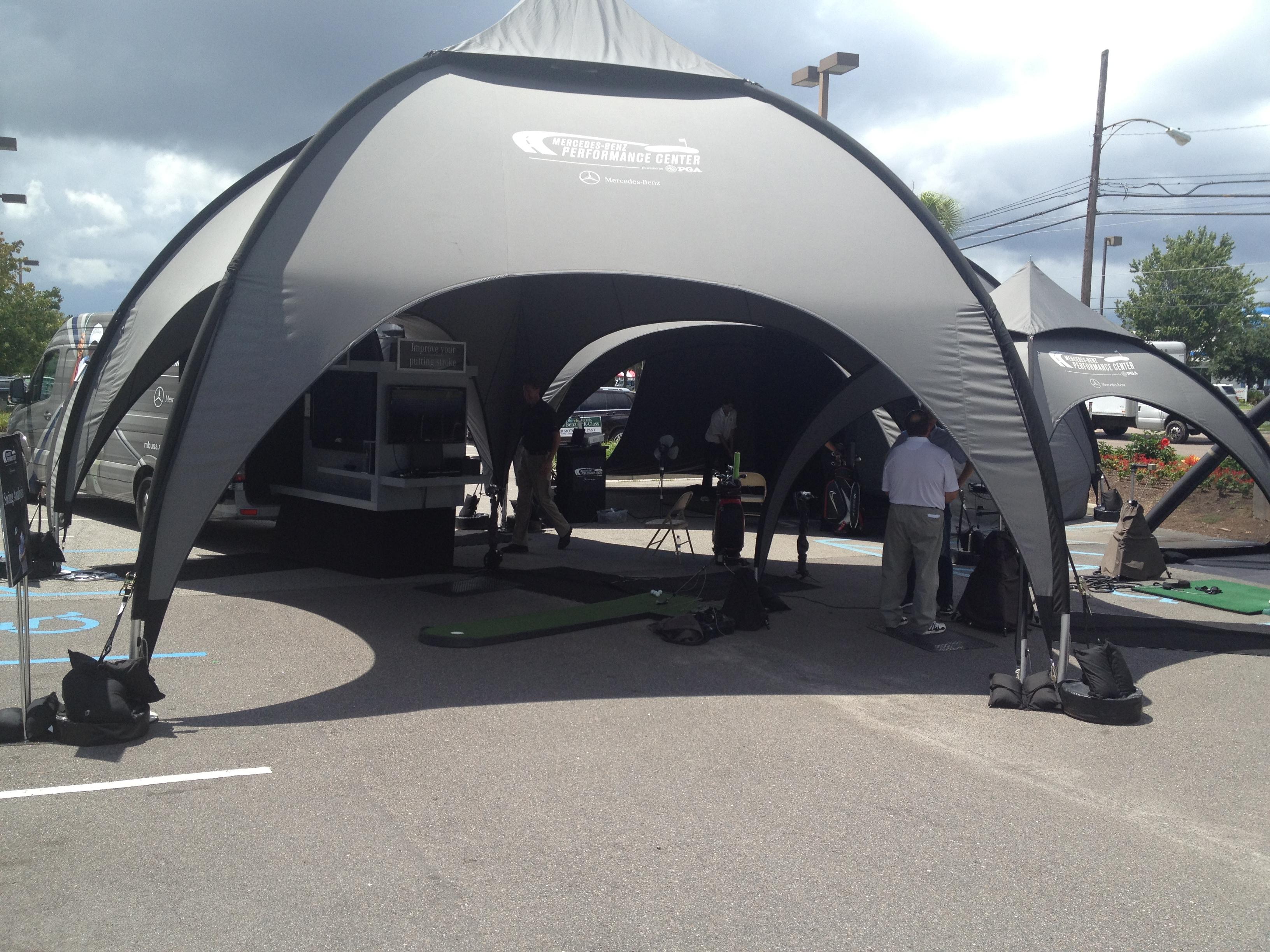 Mercedes benz mobile performance unit now at baker motor for Baker mercedes benz charleston sc