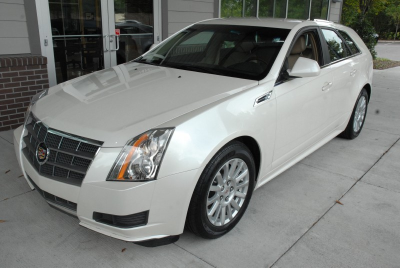 2010 cadillac cts wagon luxury archives baker motor company for Baker motors mt pleasant