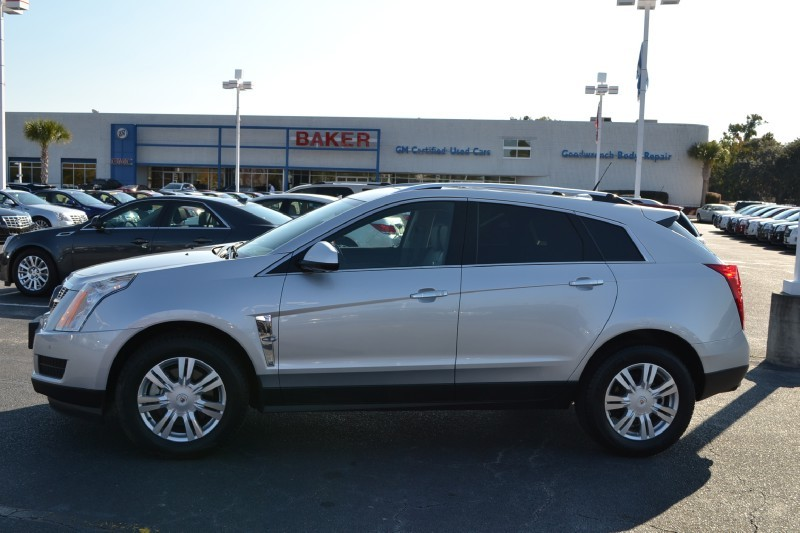 Pre Owned Vehicle Of The Week 2011 Cadillac Srx Luxury