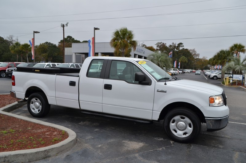 pre-owned vehicle of the week: 2007 ford f-150 xlt utility | baker
