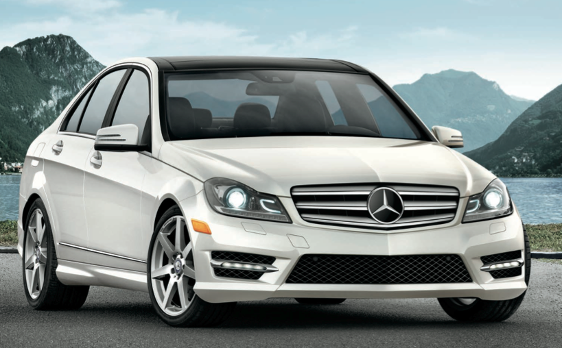 Mercedes benz usa january sales soar to highest on record for Mercedes benz a class usa