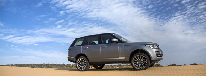 All new range rover notches up 10 industry awards baker for Baker motor company land rover