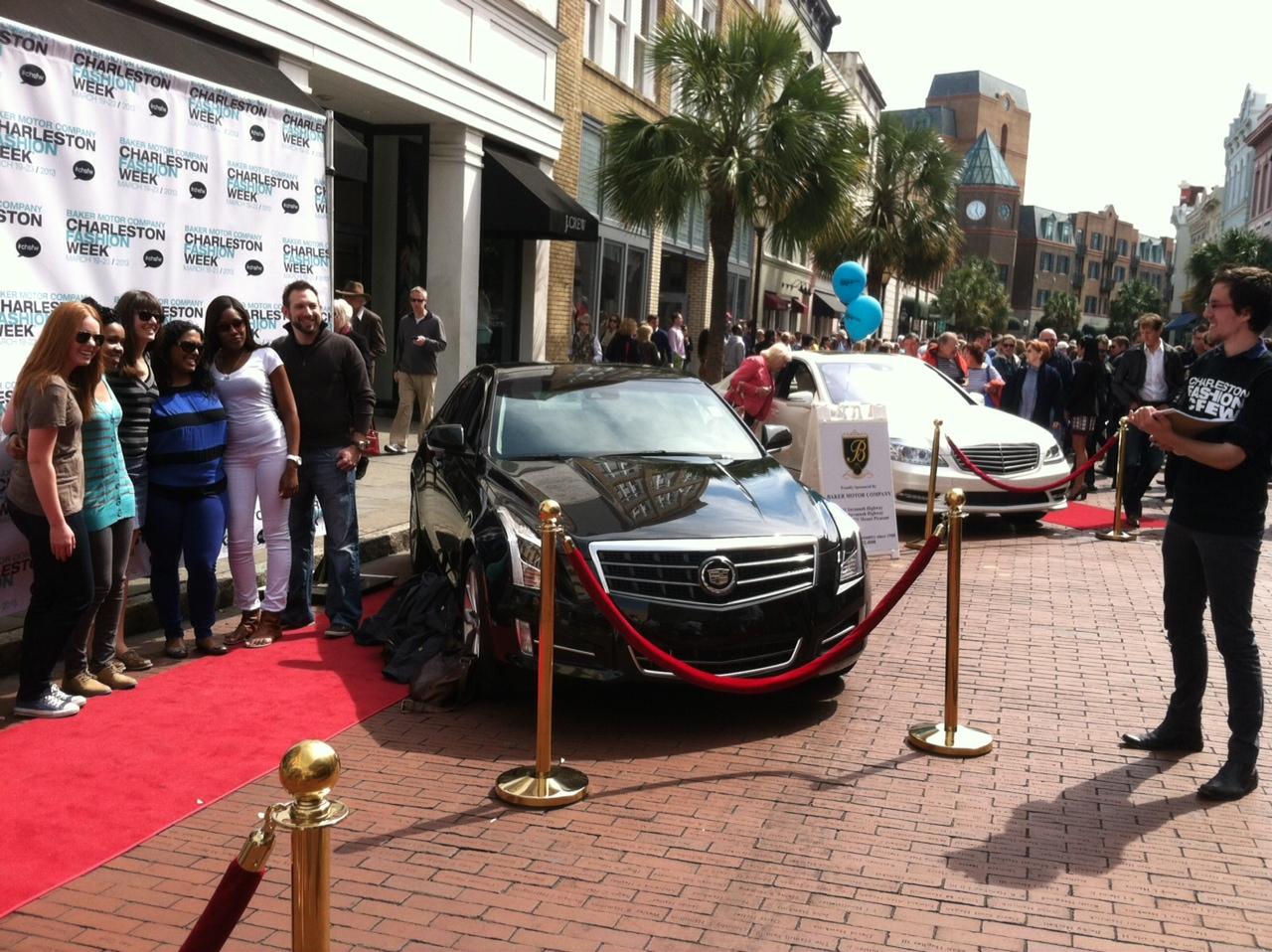 A Very Special Baker Motor Company Charleston Fashion Week