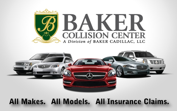 Baker collision center now open at baker buick gmc for Baker motors mt pleasant
