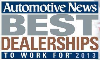 Best Dealerships To Work For