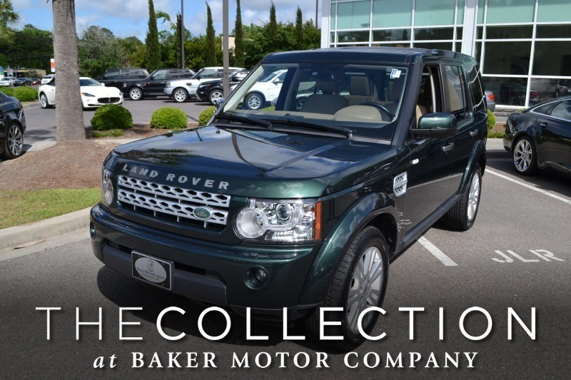 pre owned vehicle of the week 2011 land rover lr4 hse