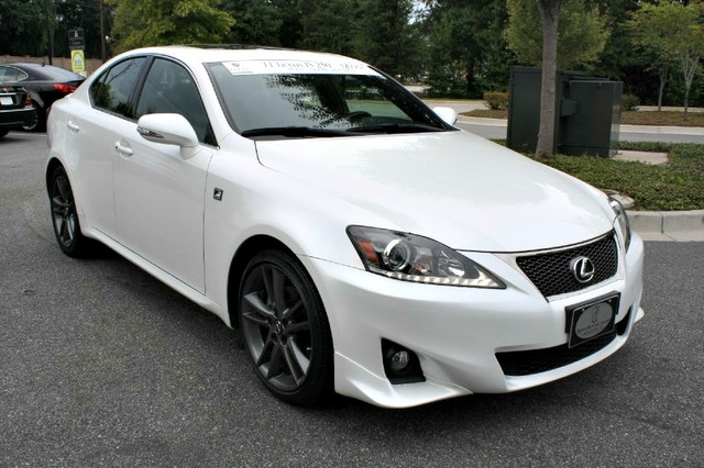 pre owned vehicle of the week 2011 lexus is 250 f sport. Black Bedroom Furniture Sets. Home Design Ideas