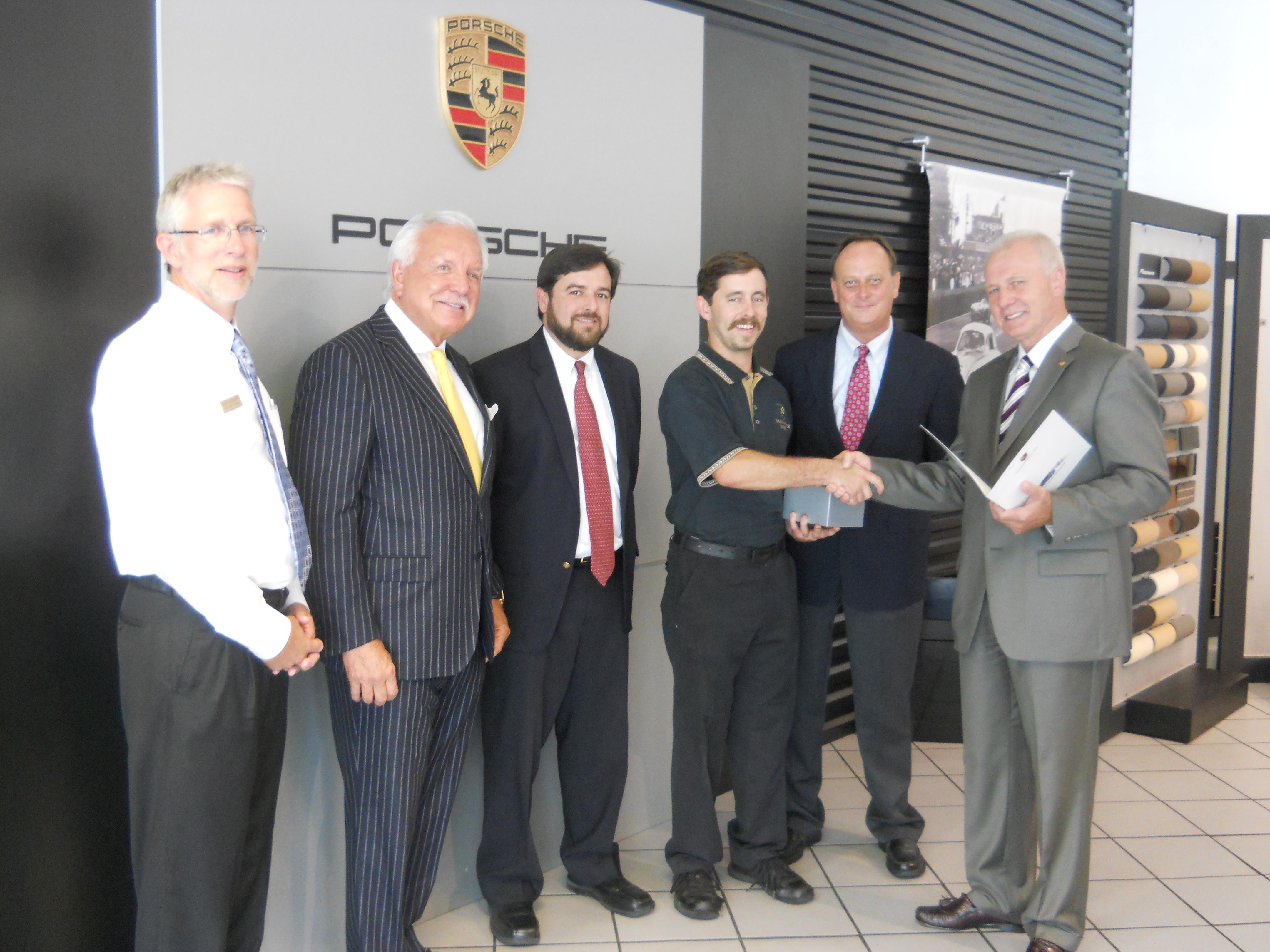 Gold Certified Porsche Technician Archives Baker Motor