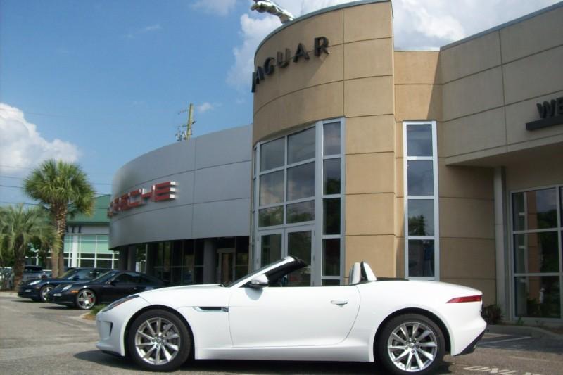New ipad app for jaguar f type baker motor company for Baker motors jaguar charleston sc