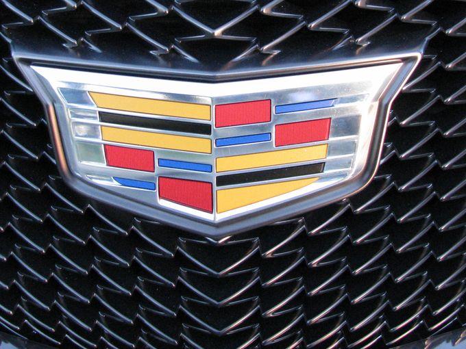 Is Cadillac Changing Its Logo Baker Motor Company
