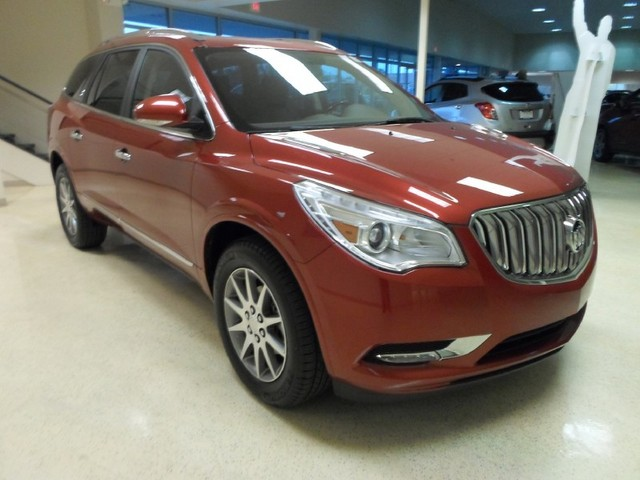 Vehicle Of The Week 2014 Buick Enclave Baker Motor Company