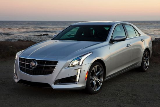 Cadillac Cts Named 2014 Car And Driver 10 Best Cars List Baker