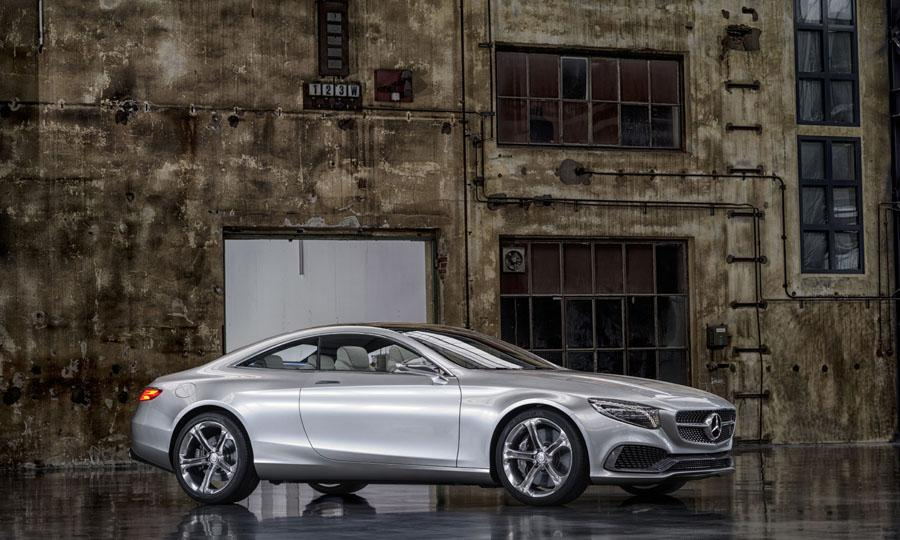 Mercedes Benz Presents New S Class Coupe Baker Motor Company
