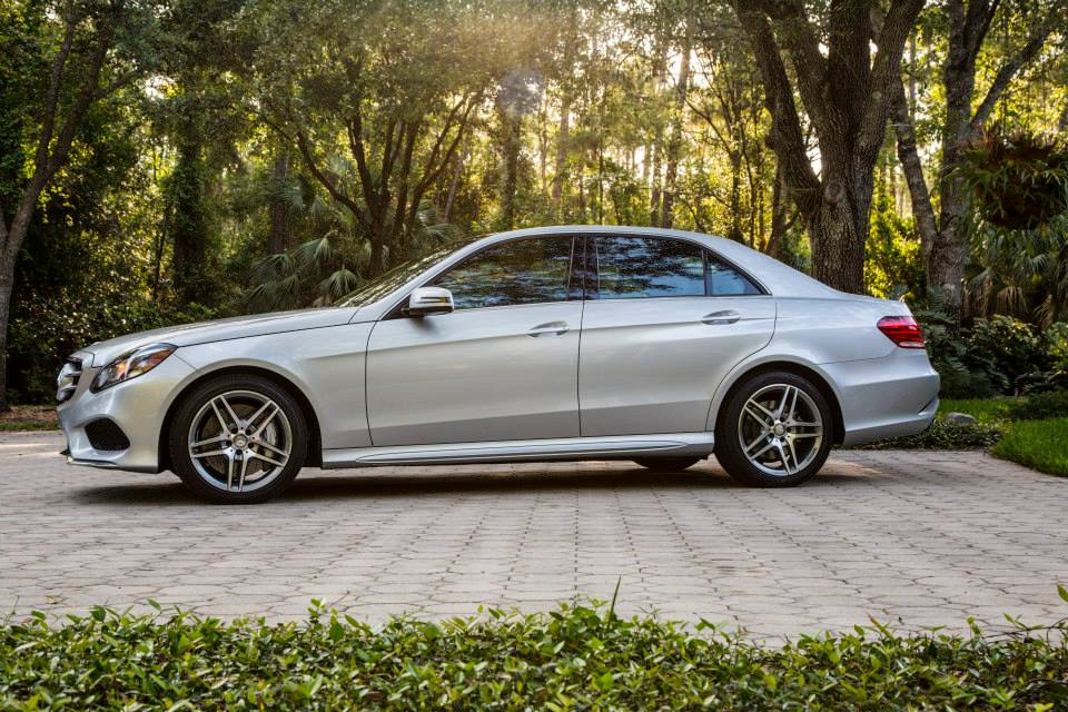 mercedes benz e class at baker motor company is iihs top