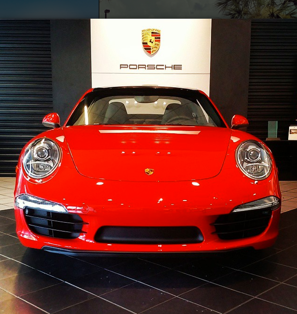 Get into the porsche spirit with the 911 at baker motor for Baker motors used cars
