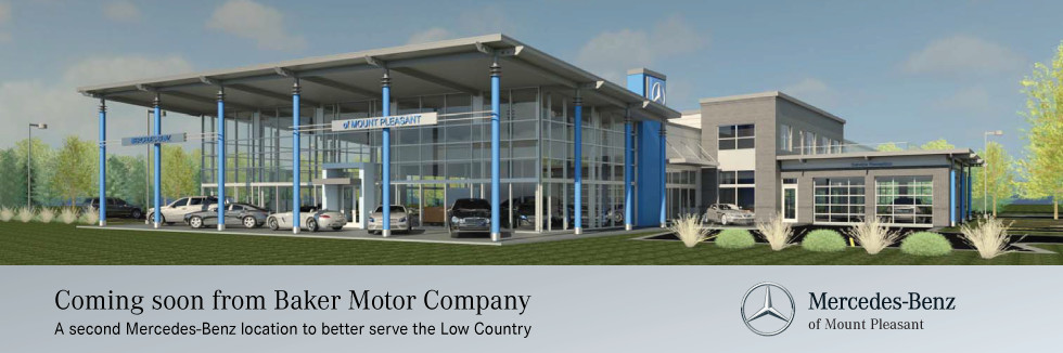 baker motor company of mount pleasant expands to mercedes