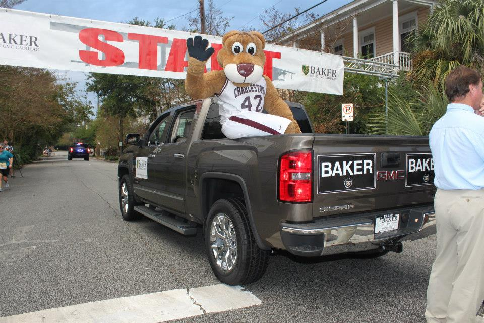 Baker motor company is once again a proud sponsor of the for Baker motor company land rover