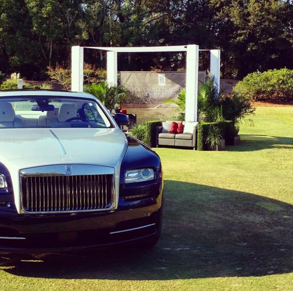 Rolls-Royce Charleston