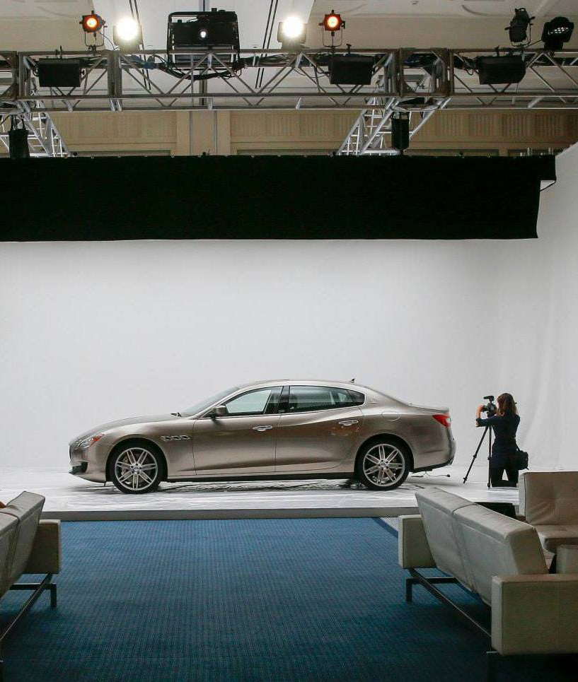 Maserati quattroporte zegna limited edition maserati for Baker motors jaguar charleston sc