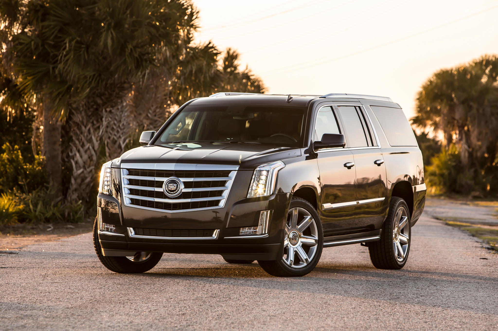review cadillac date design escalade release engine price