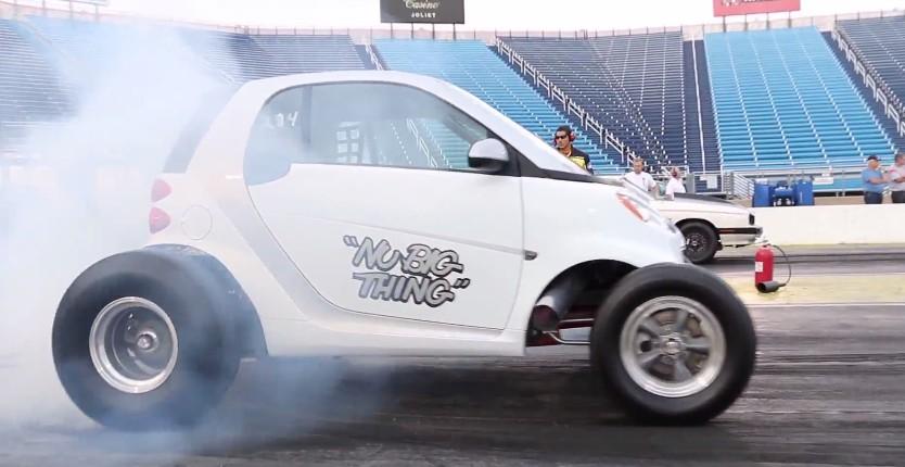 The world s fastest smart car baker motor company for Baker motors jaguar charleston sc